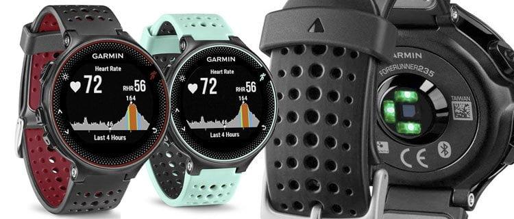 Garmin Forerunner 235 Mejores smartwatches