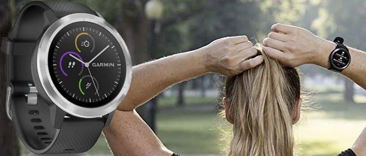 Garmin Vivoactive 3 reloj inteligente de gama alta