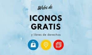 20 webs donde descargar iconos gratis para uso personal y profesional