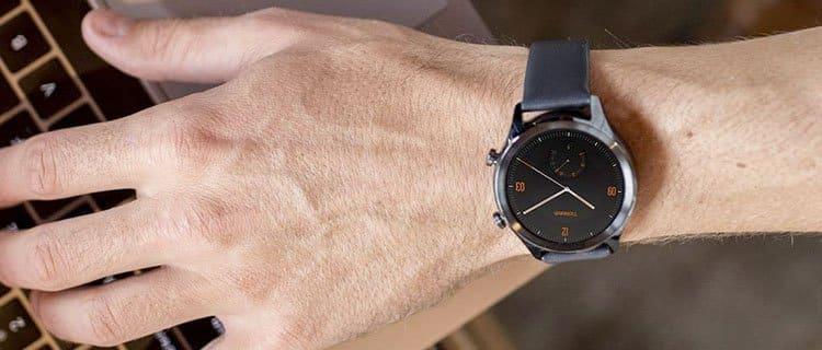 Mejor reloj inteligente 2019 Ticwatch C2