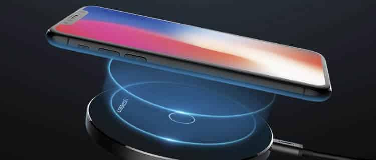 Cargador QI inalámbrico universal. Ideas para regalar a usuarios de Android por menos de 25€