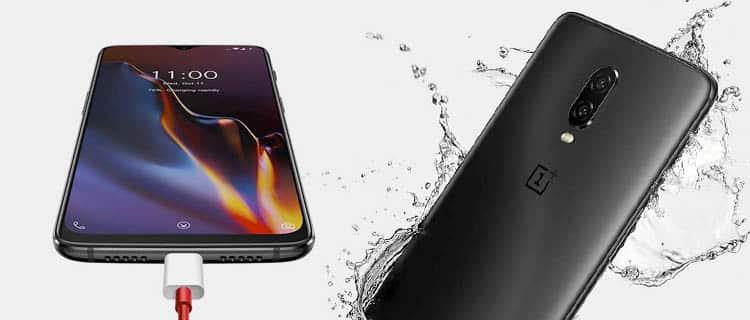 oneplus 6T. Los mejores móviles Android de gama alta y media-alta a la venta