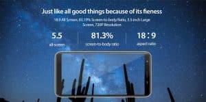 Smartphone Vernee M3 a precio increíble con 20% de descuento