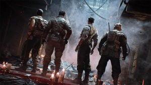 Black Ops IIII + Tarjeta de visita exclusiva