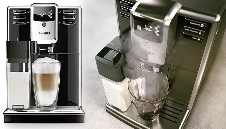 Philips Cafetera Espresso Completamente automática 8% descuento