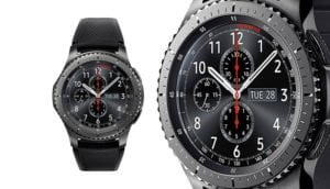 Smartwatch Samsung S3 Frontier con descuento del 53%