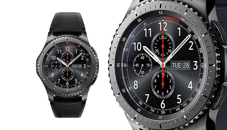 Smartwatch Samsung S3 Frontier con descuento del 55%
