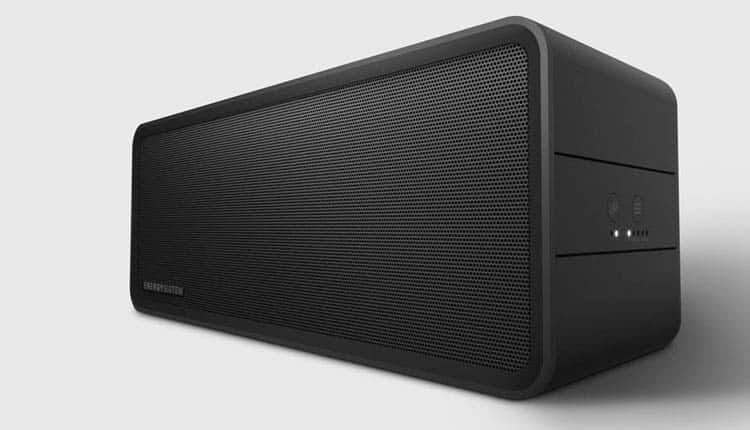 Altavoz Bluetooth Energy Sistem Music Box 9 - descuento 20%