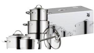 56% de descuento en Batería de cocina de 5 piezas