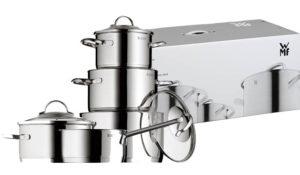 58% de descuento en Batería de cocina de 5 piezas