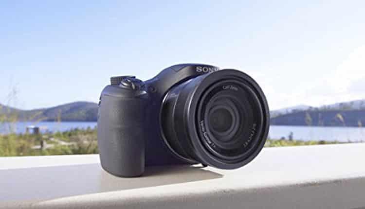 Cámara Bridge Sony DSC-HX350 con 36% de descuento