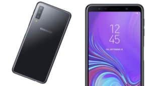 Samsung Galaxy A7 con un 32% de descuento