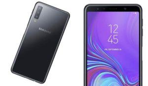 Samsung Galaxy A7 con pequeño descuento del 11%