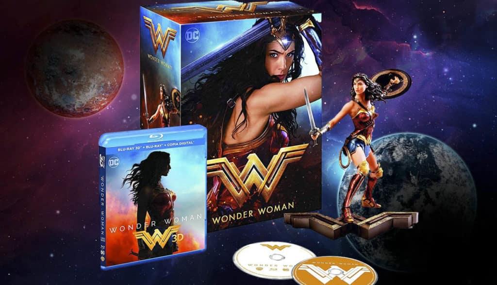 Wonder Woman. Promoción de películas y series DVD y Blu-Ray baratas en Amazon