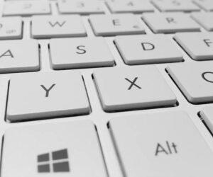 Atajos de teclado más utilizados en Windows y en Mac
