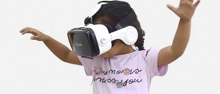 ¿Es seguro comprar gafas de realidad virtual o gafas VR a los niños?