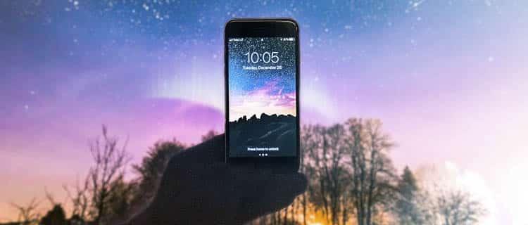 Cómo hacer fotos de noche con el móvil. Trucos para fotos nocturnas.