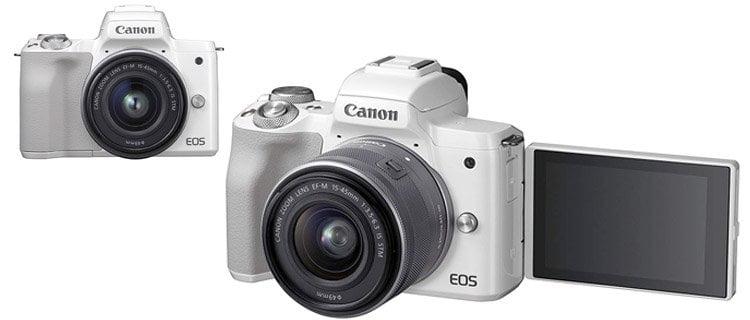 canon eos m50. Mejor cámara EVIL del mercado calidad-precio. Los modelos EVIL mejor valorados
