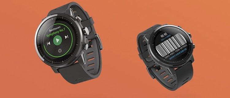 Xiaomi Amazfit Stratos 2 mejor reloj inteligente