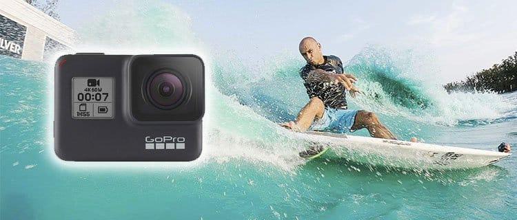 Oferta: Cámara GoPro Hero7 Black con descuento de 102€