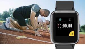 Smartwatch compatible con iOs y Android 22% descuento
