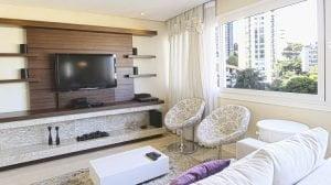 ¿Qué tamaño de televisor debo comprar?