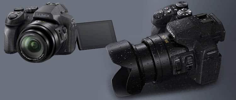 Bridge Panasonic Lumix DMC-FZ300. Comprar cámara de fotos Réflex barata o una cámara Bridge online