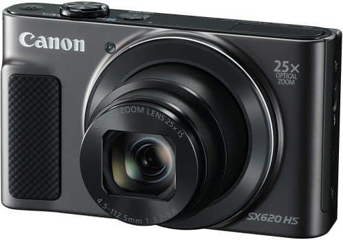 Canon PowerShot SX620 HS. Las mejores cámaras compactas baratas y bridge