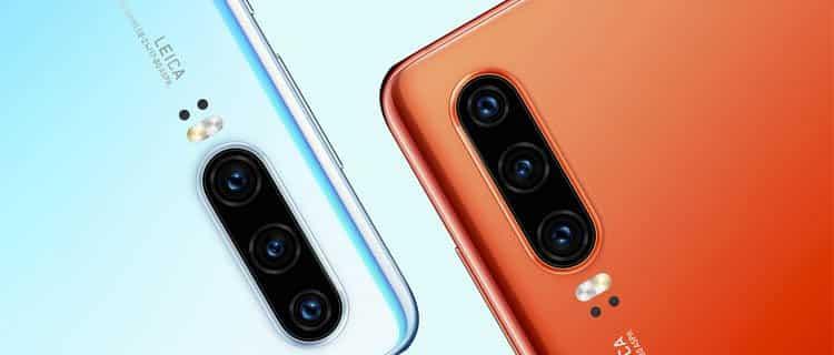 Descuentazo del 36% en Huawei P30: ahorra 268€