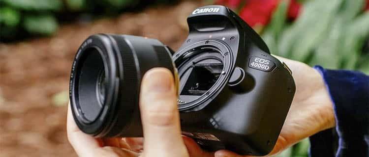 canon eos 2000d. Comprar cámara de fotos Réflex barata o una cámara Bridge online