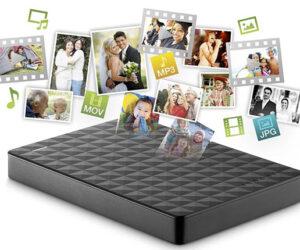 Disco duro externo barato Seagate USB 3.0 hasta 35% descuento