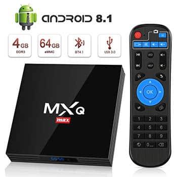 TV box mxq. Cómo convertir TV en Smart TV Android con TV Box Android