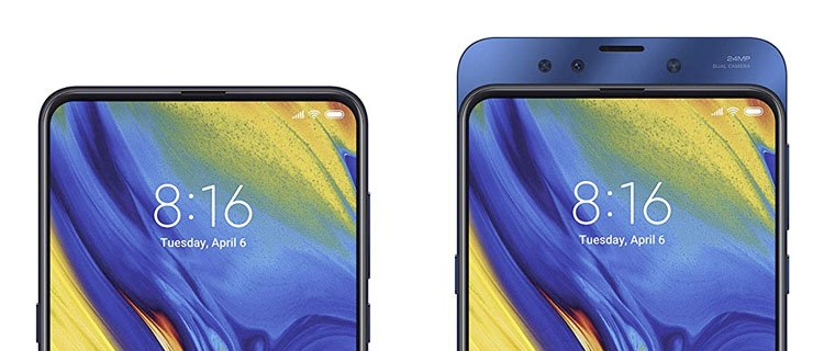 Xiaomi mi mix 3 camara deslizante:Los mejores móviles chinos de gama alta a partir de 300€