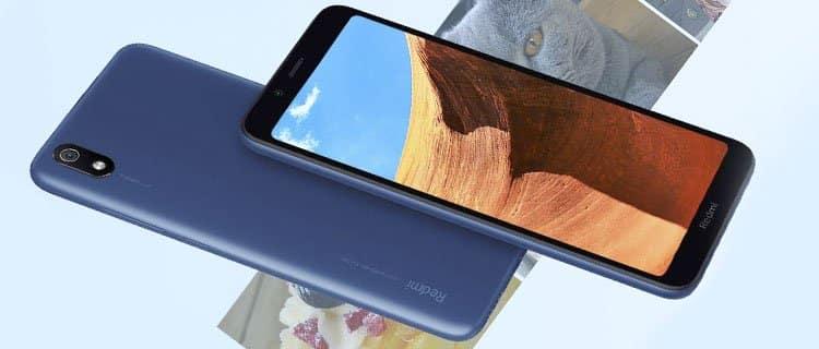 Xiaomi redmi 7A. Mejores móviles chinos baratos por menos de 100€