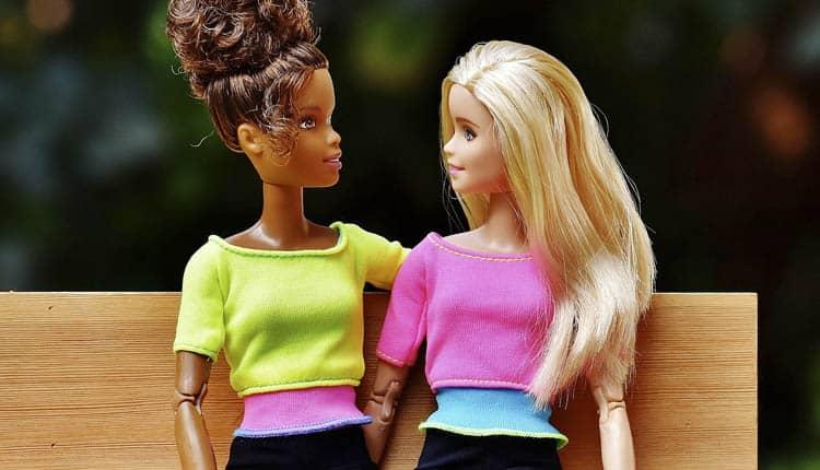 Cubo Rubik, Barbie, Scalextric y otros juguetes de moda
