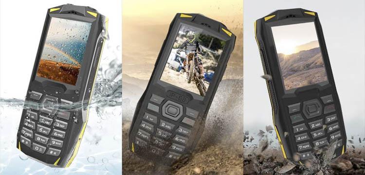 Blackview bv1000. Blackview: móviles Dual SIM y smartphones resistentes