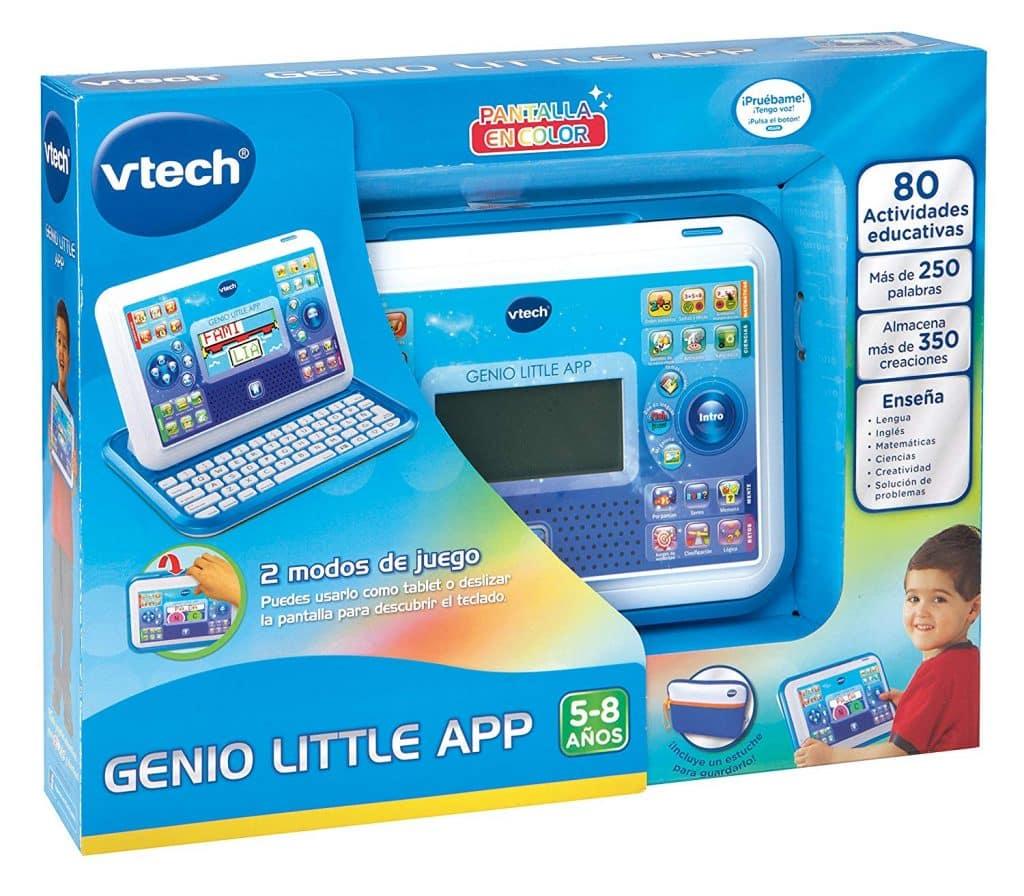 ordenador infantil educativo Vtech. Mejor tablet para niños barata y mejores tablets infantiles