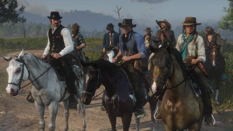 Los mejores juegos para Xbox One a la venta: Red dead Redemption 2