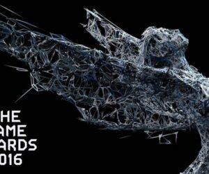 Premiados y nominados de los  The Games Awards 2016