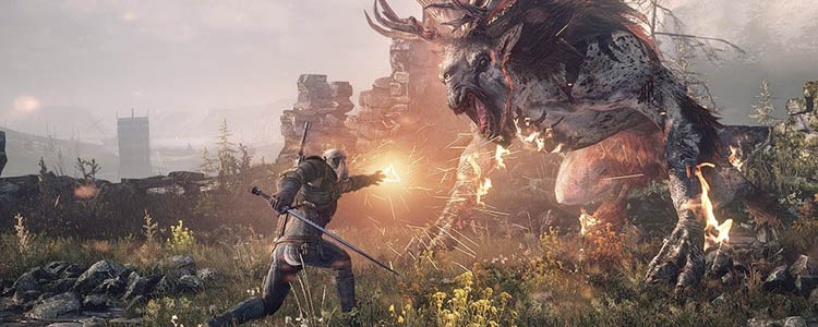 The witcher 3, Wild Hunt 2015 para pagina videojuegos