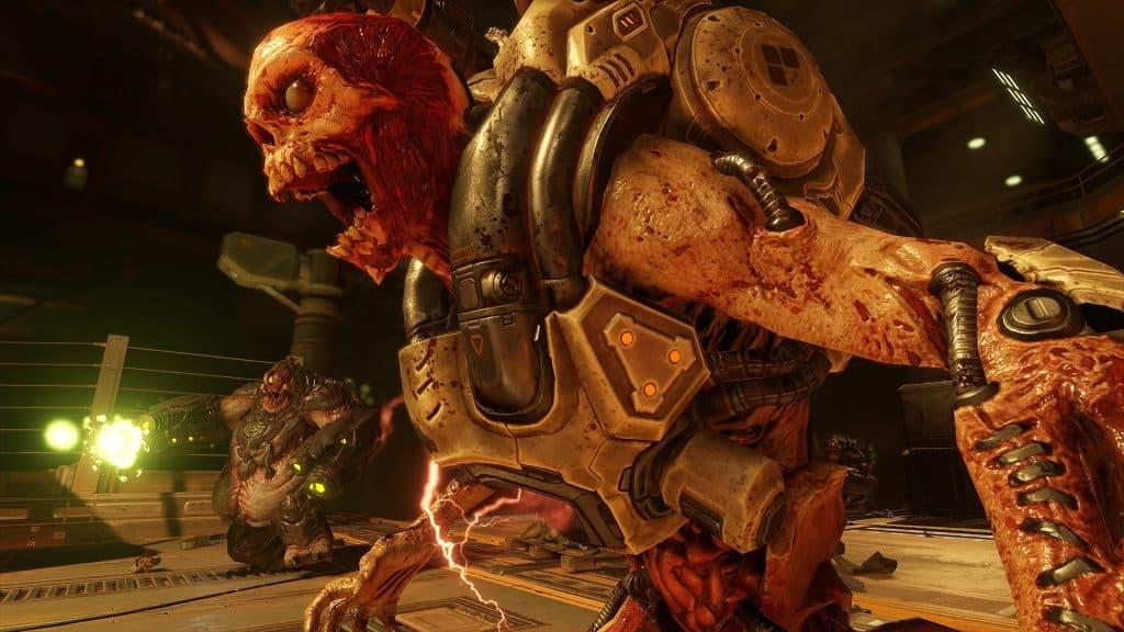 Los mejores juegos para Xbox One a la venta: doom