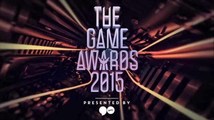 Premiados y nominados The Games Awards 2015