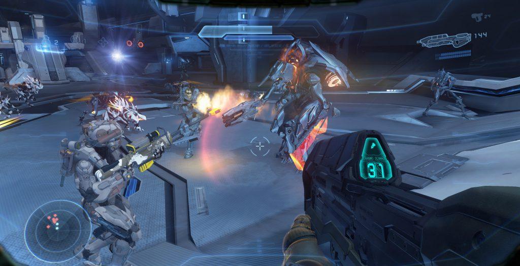 Los mejores juegos para Xbox One a la venta: halo 5