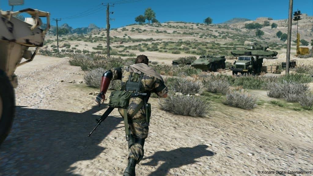 Los mejores juegos para Xbox One a la venta: metal gear solid 5