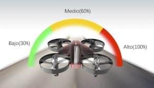 Mini Drone AOYX AT-66 RC: pequeño cuadricóptero barato