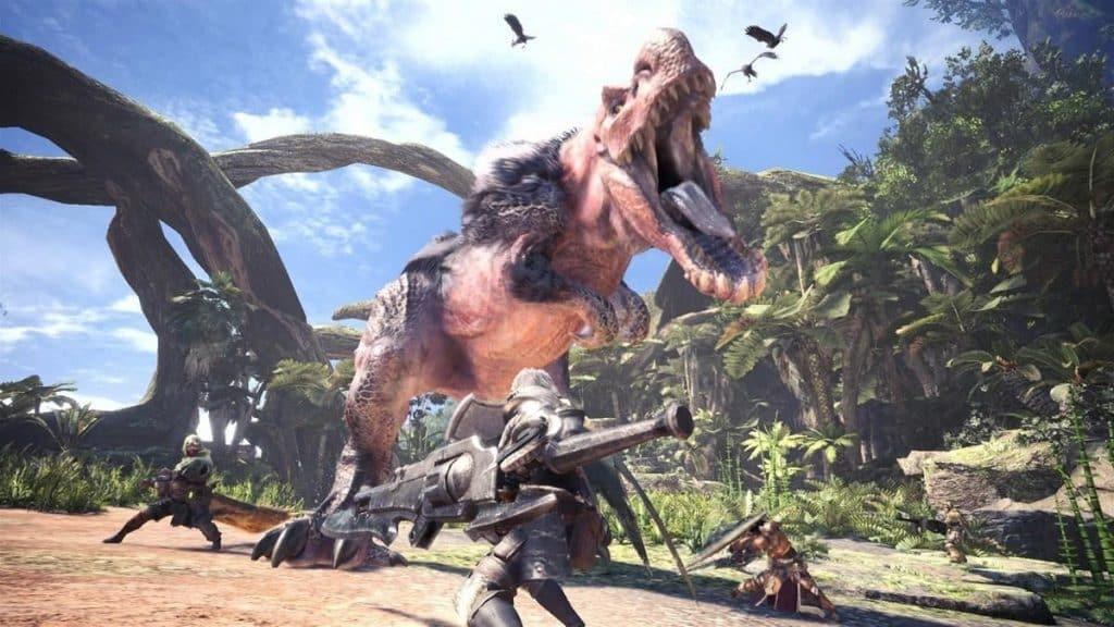 Los mejores juegos para Xbox One a la venta: monster hunter world