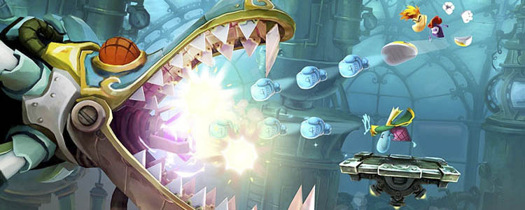 rayman legends para pagina videojuegos
