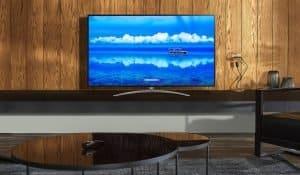 Televisor LG 4K de 49 pulgadas