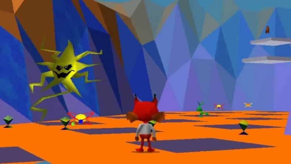 Bugsy 3D. Los peores videojuegos de la historia reciente y no tan reciente