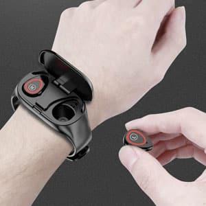 smartband con auriculares snippet. 13 Gadgets útiles y originales que podemos comprar en Amazon